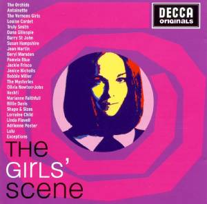 Cover - Louise Cordet: Girls' Scene, The