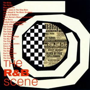 Cover - Steve Aldo: R&B Scene, The
