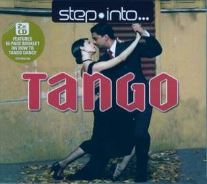 Cover - Mariano Mores: Step Into...Tango