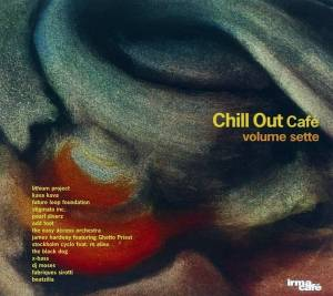 Cover - Kava Kava: Chill Out Café Volume Sette