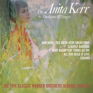 Cover - Anita Kerr Singers, The: Five Classic Warner Brothers Albums 1966-68, The