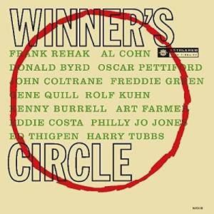 Cover - John Coltrane: Winners Circle