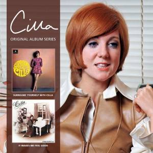 Cover - Cilla Black: Surround Yourself With Cilla / It Makes Me Feel Good
