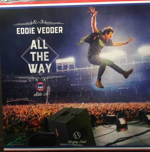 Cover - Eddie Vedder: All The Way / Go Cubs Go
