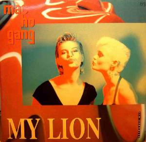 Cover - Macho Gang: My Lion