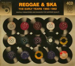 Cover - Folkes Brothers, The: Reggae & Ska - The Early Years 1960 - 1962
