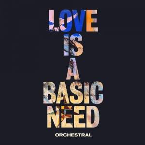 Cover - Embrace: Love Is A Basic Need (Orchestral)