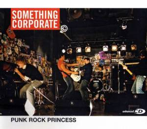 Cover - Something Corporate: Punk Rock Princess