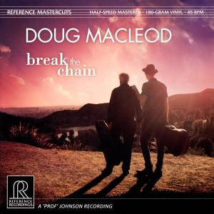 Cover - Doug MacLeod: Break The Chain