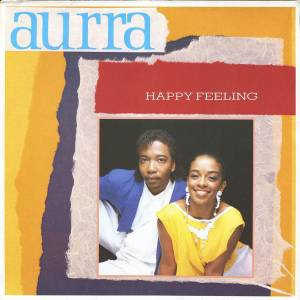 Cover - Aurra: Happy Feeling