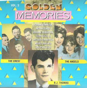 Cover - Rochell & Chandles: Golden Memories Vol. 3