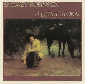 Cover - Smokey Robinson: Quiet Storm, A