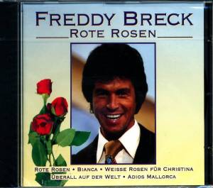 Cover - Freddy Breck: Rote Rosen