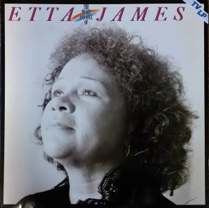 Cover - Etta James: Heart And Soul Of Etta James, The