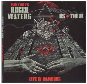 Roger Waters: Live In Hamburg - Cover