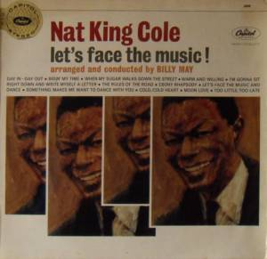 Cover - Nat King Cole: Let's Face The Music