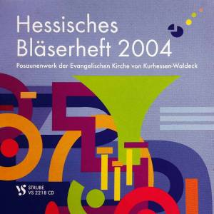 Cover - Ary Barroso: Hessisches Bläserheft 2004