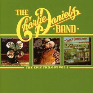 Cover - Charlie Daniels: Epic Trilogy Vol 4, The