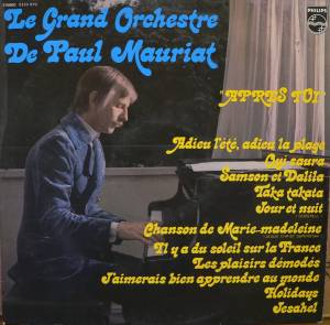 Cover - Paul Mauriat And His Orchestra: Après Toi
