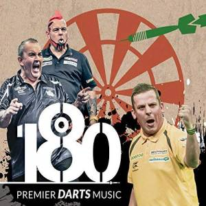 Cover - LMC Vs. U2: 180 - Premier Darts Music