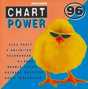 Cover - Tom Wilson: Chart Power 96