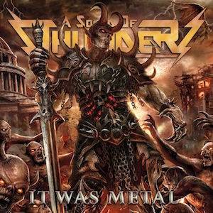 Cover - A Sound Of Thunder: It Was Metal