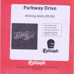 Cover - Parkway Drive: Wishing Wells