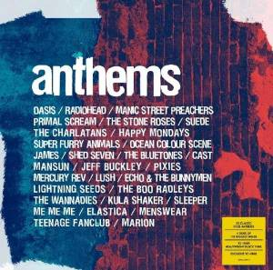 Cover - Lush: Anthems