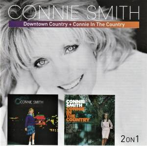Cover - Connie Smith: Downtown Country / Connie In The Country