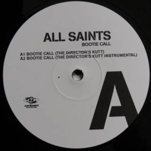 Cover - All Saints: Bootie Call