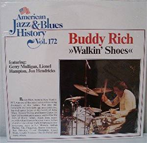 Cover - Buddy Rich: Walkinˋ Shoes
