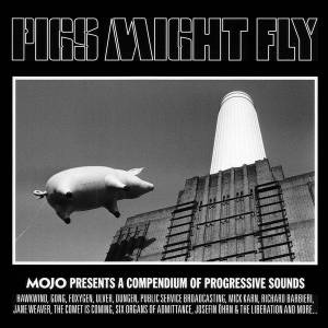 Cover - Richard Barbieri: Mojo Presents Pigs Might Fly