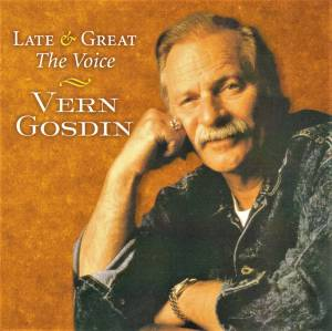 Cover - Vern Gosdin: Late & Great - The Voice