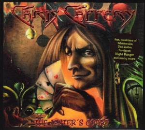 Cover - Chris Caffery: Jester's Court, The