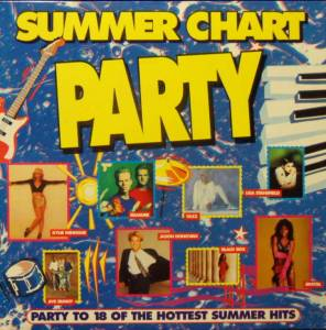 Cover - Lonnie Jordan: Summer Chart Party