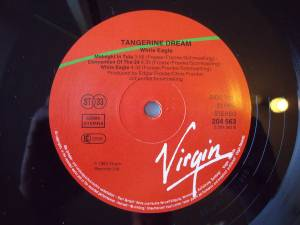 Tangerine Dream: White Eagle (LP) - Bild 4