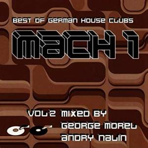 Cover - Van Bellen: Mach 1 - Best Of German House Clubs Vol.2