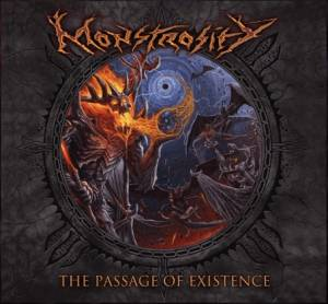 Cover - Monstrosity: Passage Of Existence, The