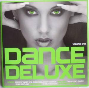 Cover - DJ Digress: Dance Deluxe Volume One