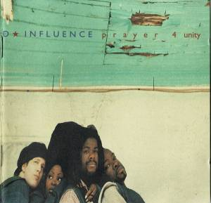 Cover - D'Influence: Prayer 4 Unity