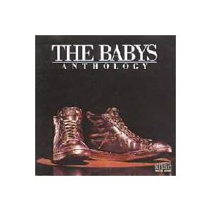 The Babys: Anthology - Cover