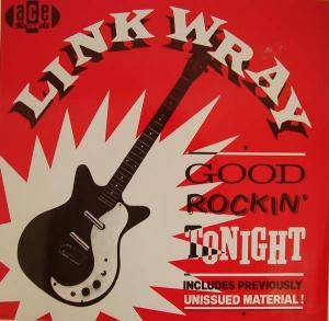 Cover - Link Wray: Good Rockin´ Tonight