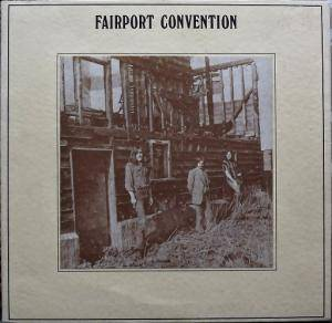 Fairport Convention: Angel Delight - Cover