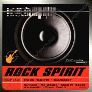 Rock Spirit - Sampler - Cover