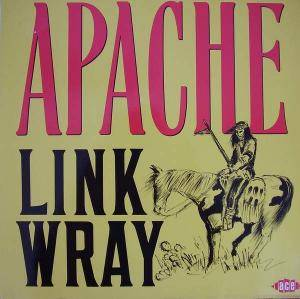 Cover - Link Wray: Apache