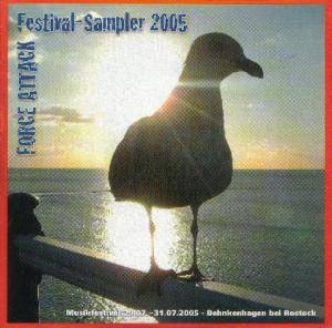 Cover - Trend: Force Attack Festival-Sampler 2005