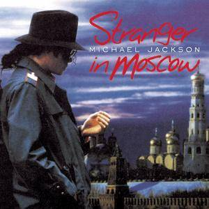 Michael Jackson: Stranger In Moscow - Cover