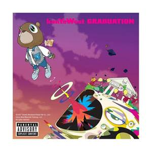 Kanye West: Graduation - Cover