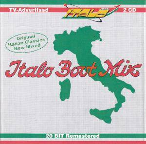 Cover - G.J. Lunghi: Italo Boot Mix