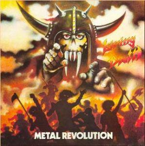 Living Death: Metal Revolution - Cover